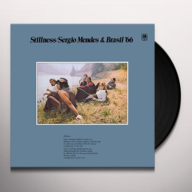 Sérgio Mendes STILLNESS Vinyl Record - UK Release