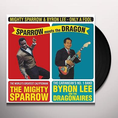 Mighty Sparrow ONLY A FOOL-SPARROW ME (GER) Vinyl Record