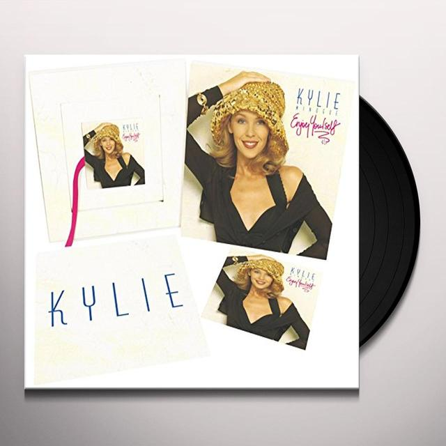 Kylie Minogue ENJOY YOURSELF Vinyl Record