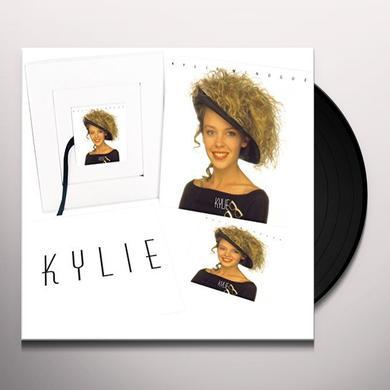 Kylie Minogue KYLIE (NTSC) Vinyl Record - UK Import
