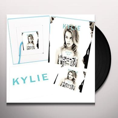 Kylie Minogue LET'S GET TO IT: COLLECTOR'S EDITION  (NTSC) Vinyl Record - Collector's Edition