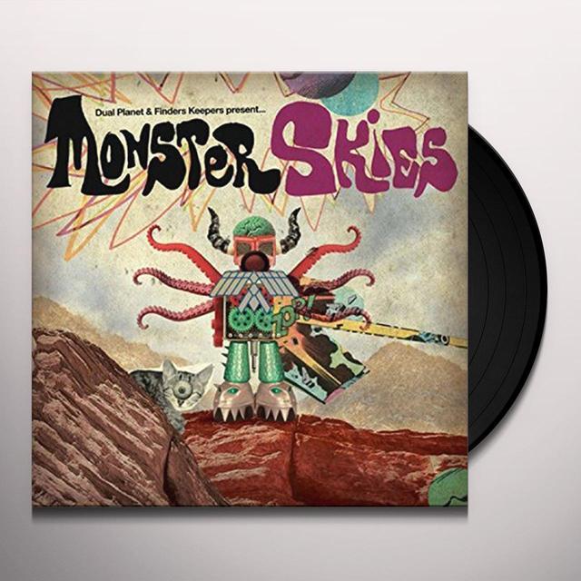 MONSTER SKIES / VARIOUS (GER) MONSTER SKIES / VARIOUS Vinyl Record