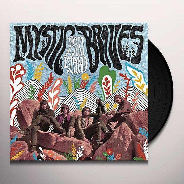 MYSTIC BRAVES DESERT ISLANDS (GER) Vinyl Record