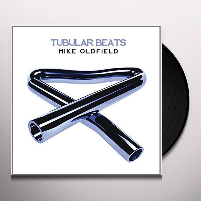 Mike Oldfield TUBULAR BEATS (GER) Vinyl Record