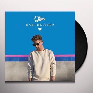 OLSON BALLONHERZ Vinyl Record