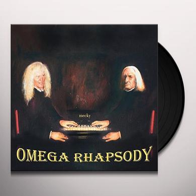 OMEGA RHAPSODY Vinyl Record