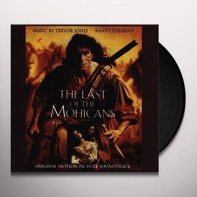 LAST OF THE MOHICANS / O.S.T. (GER) LAST OF THE MOHICANS / O.S.T. Vinyl Record