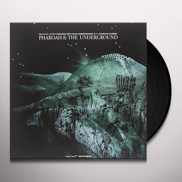 PHAROAH PRIMATIVE JUPITER (GER) Vinyl Record