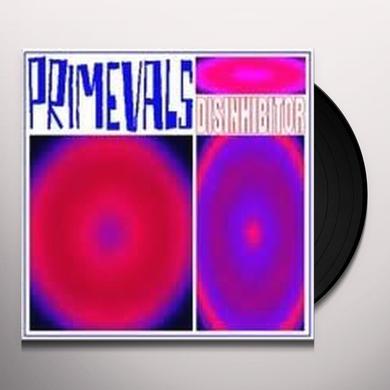 Primevals DISINHIBITOR (GER) Vinyl Record