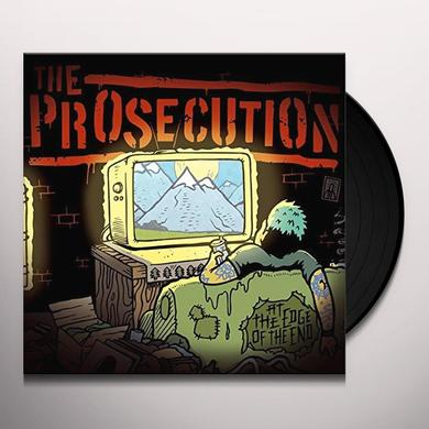 PROSECUTION AT THE EDGE OF THE END Vinyl Record