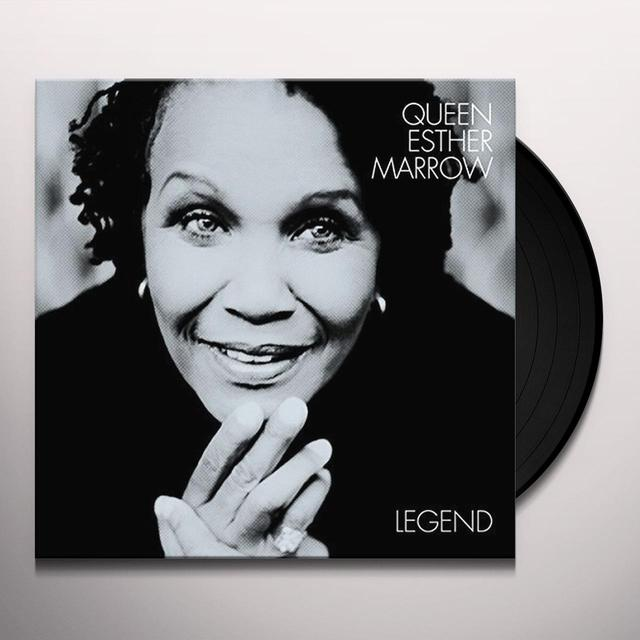 QUEEN ESTHER MARROW LEGEND Vinyl Record