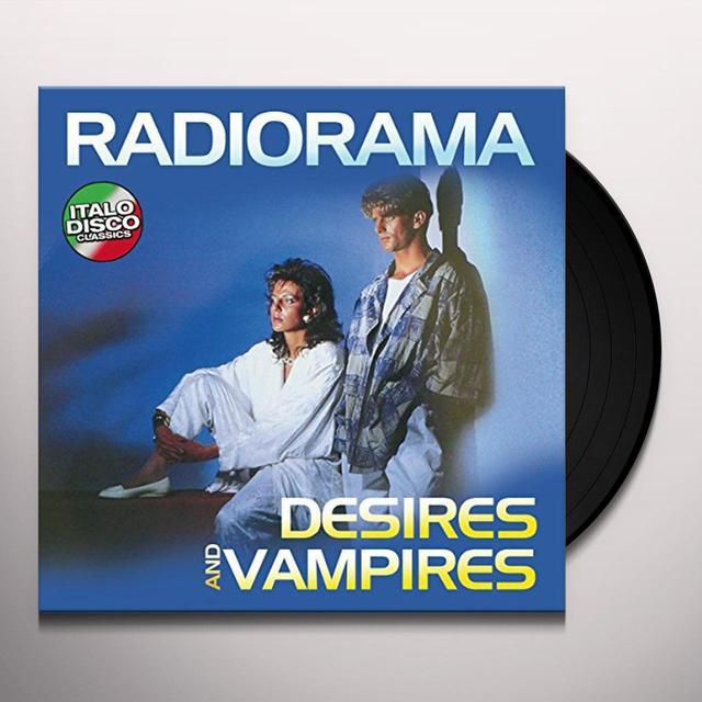 RADIORAMA DESIRES & VAMPIRES (GER) (Vinyl)