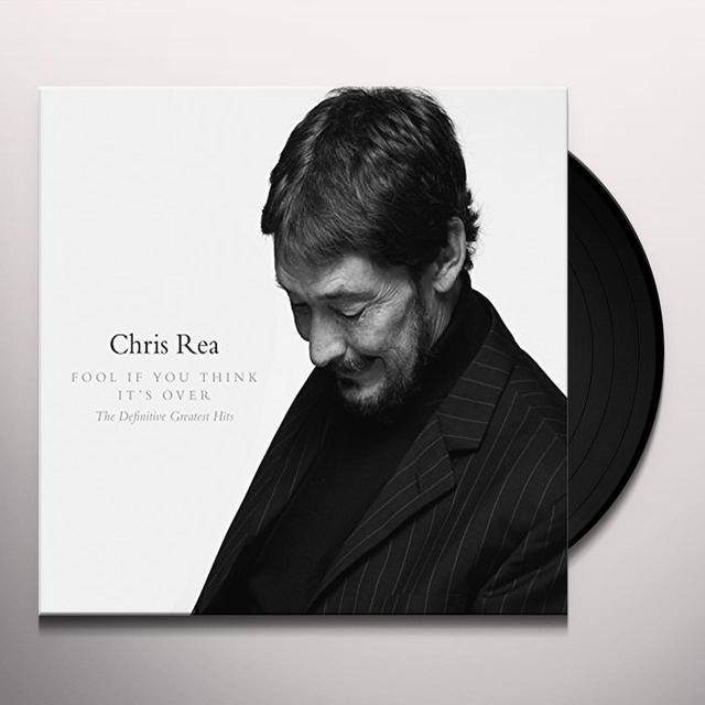 Chris Rea DEFINITIVE GREATEST (GER) Vinyl Record