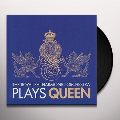 Royal Philharmonic Orchestra RPO PLAYS QUEEN Vinyl Record