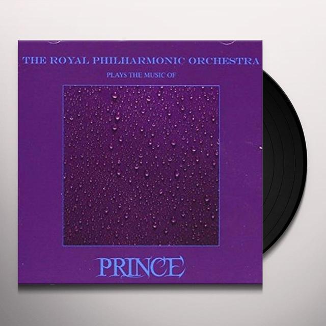 Royal Philharmonic RPO PLAYS THE MUSIC Vinyl Record