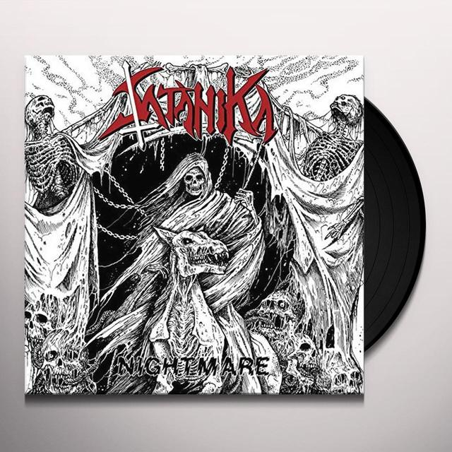 Satanika NIGHTMARE Vinyl Record