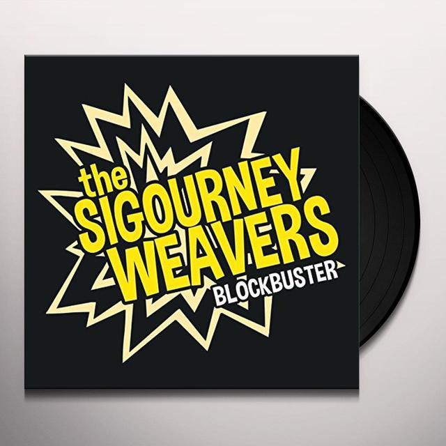 SIGOURNEY WEAVERS BLOCKBUSTER (GER) Vinyl Record