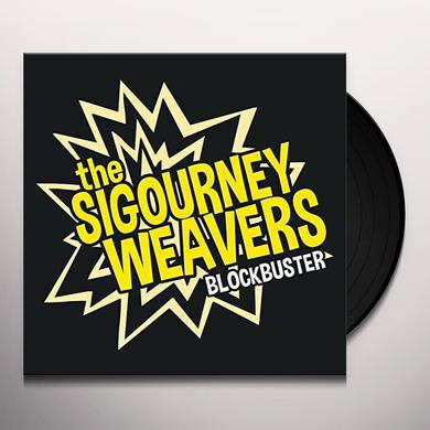 SIGOURNEY WEAVERS BLOCKBUSTER Vinyl Record