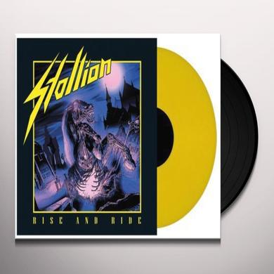 Stallion RISE & RIDE Vinyl Record