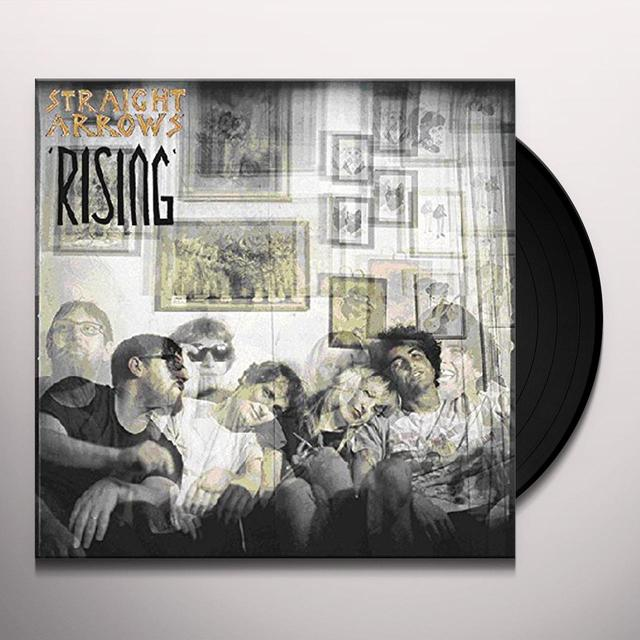 STRAIGHT ARROWS RISING Vinyl Record