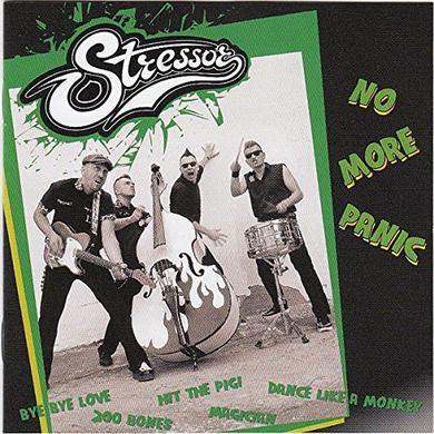 STRESSOR NO MORE PANIC Vinyl Record