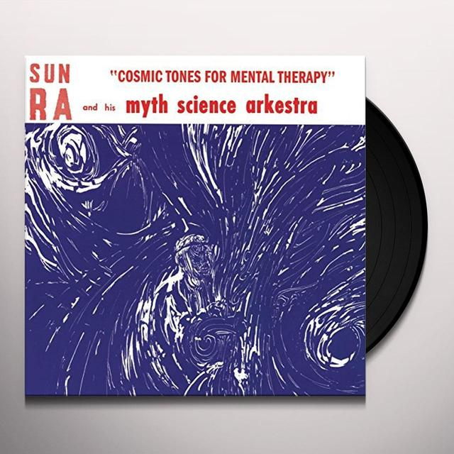 Sun Ra & His Solar Myth-Arkestra COSMIC TONES FOR MENTAL THERAPY (GER) Vinyl Record