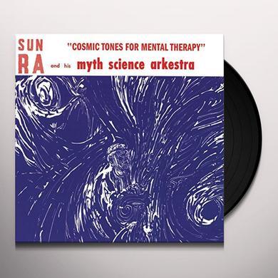 Sun Ra & His Solar Myth-Arkestra COSMIC TONES FOR MENTAL THERAPY (GER) Vinyl Record
