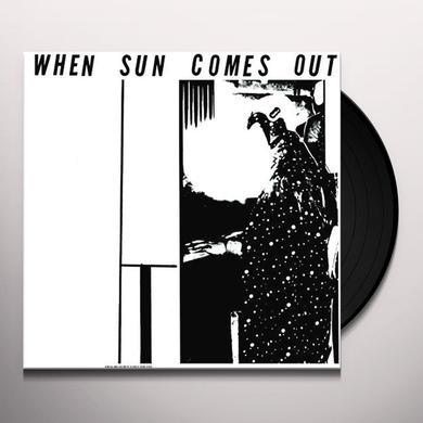 Sun Ra & His Solar Myth-Arkestra WHEN SUN COMES OUT (GER) Vinyl Record