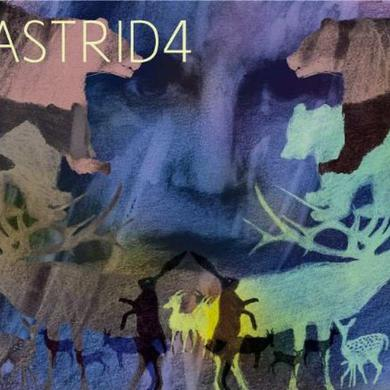 Astrid Swan ASTRID4 Vinyl Record