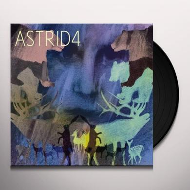 Astrid Swan ASTRID4 (GER) Vinyl Record