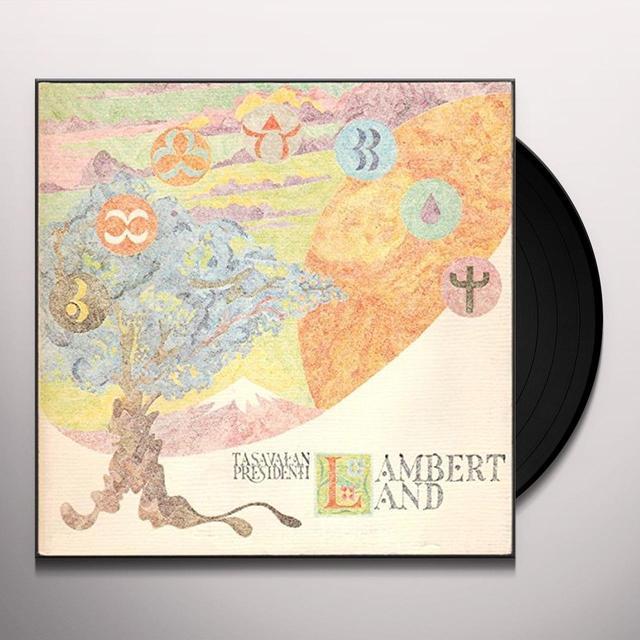 Tasavallan Presidentti LAMBERTLAND (GER) Vinyl Record