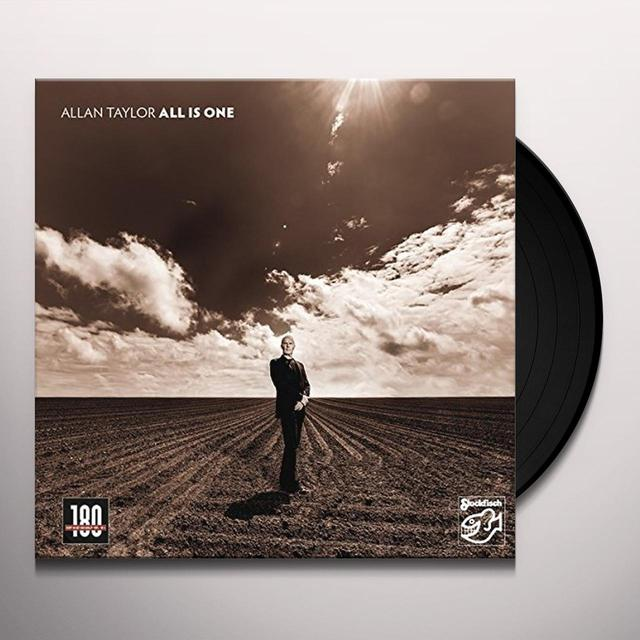 Allan Taylor ALL IS ONE (GER) Vinyl Record