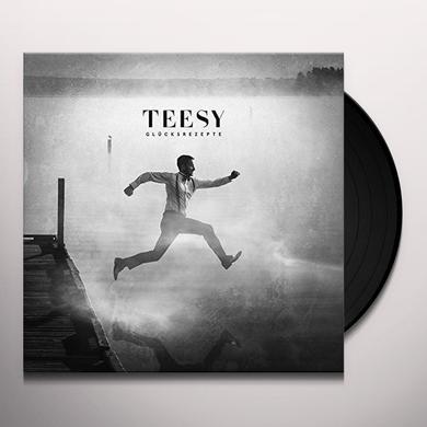 TEESY GLUECKSREZEPTE (GER) Vinyl Record