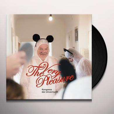 VERY PLEASURE KONGRESS DER UNVERNUNF Vinyl Record