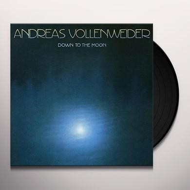 Andrea Vollenweider DOWN TO THE MOON (GER) Vinyl Record