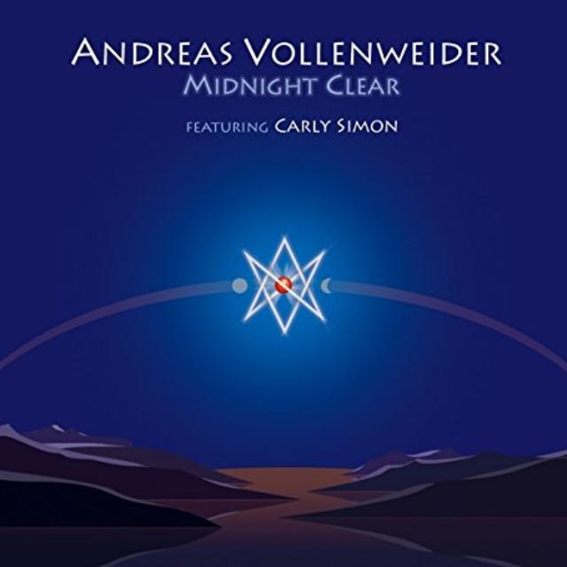 Andrea Vollenweider MIDNIGHT CLEAR Vinyl Record