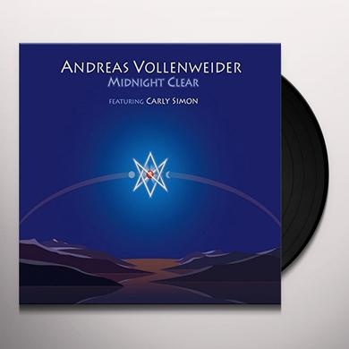 Andrea Vollenweider MIDNIGHT CLEAR (GER) Vinyl Record