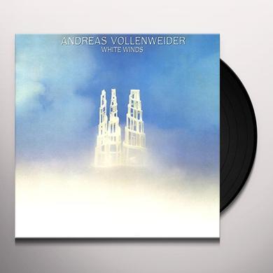 Andrea Vollenweider WHITE WINDS Vinyl Record
