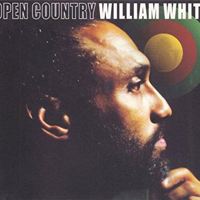 William White OPEN COUNTRY Vinyl Record