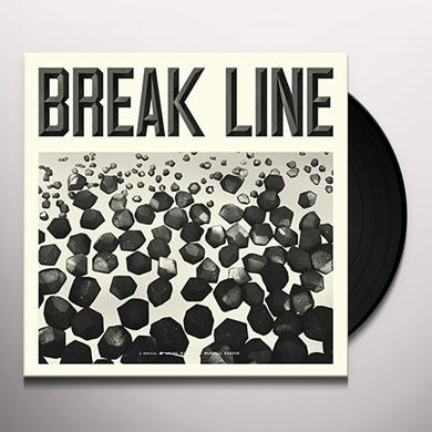 Anand Wilder / Maxwel BREAK LINE THE MUSICAL Vinyl Record