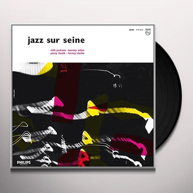 Barney Wilen JAZZ SUR SEINE Vinyl Record