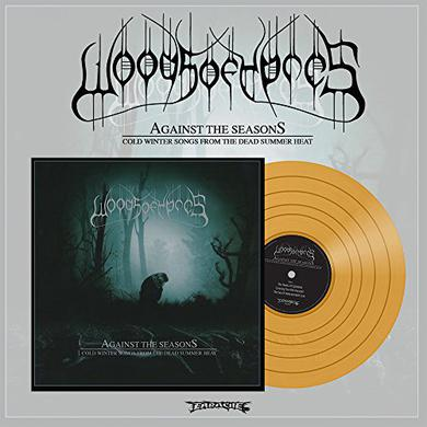 Woods Of Ypres AGAINST THE SEASONS Vinyl Record