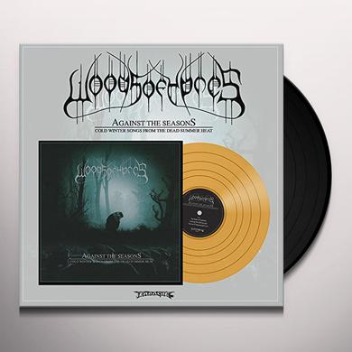 Woods Of Ypres AGAINST THE SEASONS (GER) Vinyl Record