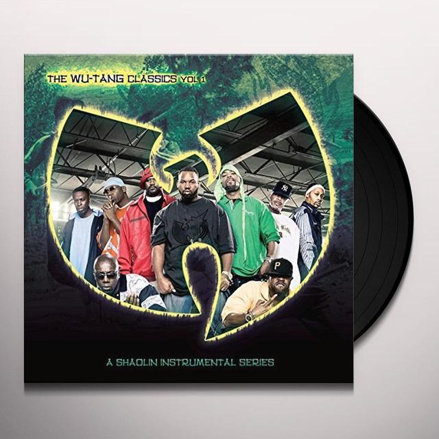WU-TANG CLASSICS 1-SHAOLIN (GER) Vinyl Record