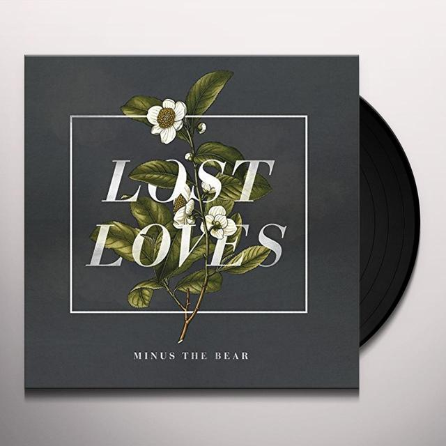 Minus The Bear LOST LOVES Vinyl Record