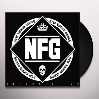 New Found Glory RESURRECTION Vinyl Record