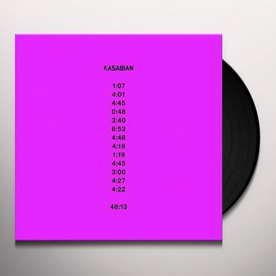 Kasabian 48:13 Vinyl Record