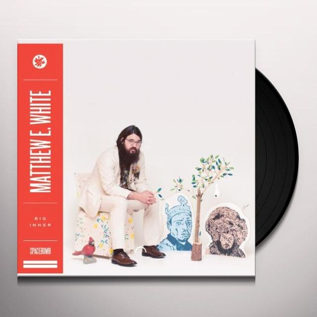 Matthew E. White BIG INNER Vinyl Record