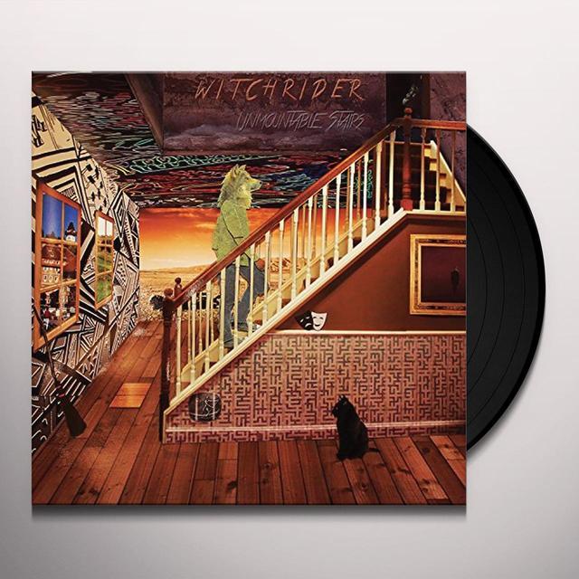 WITCHRIDER UNMOUNTABLE STAIRS Vinyl Record