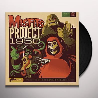 The Misfits PROJECT 1950 Vinyl Record